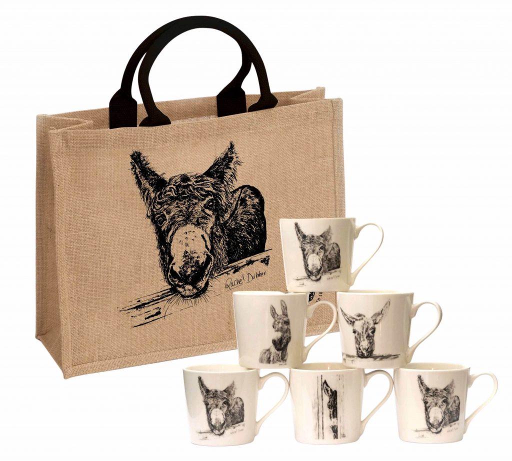 rachel dubber mug gift set