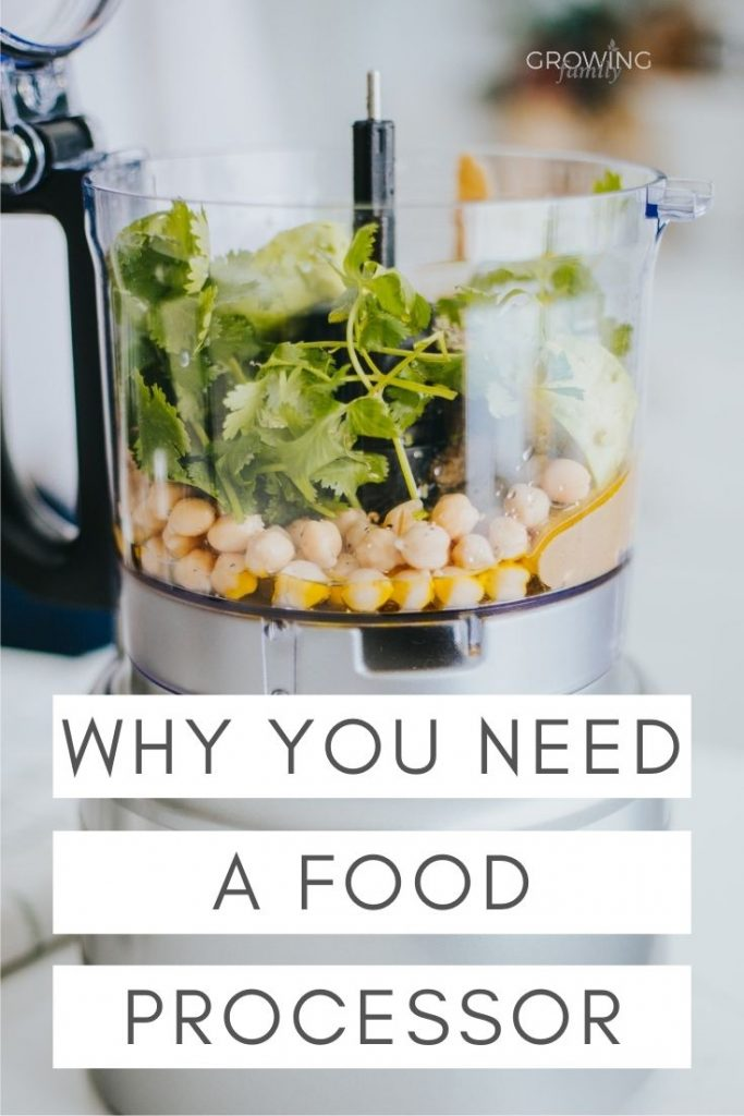 If you're looking to add a good all-rounder to your kitchen equipment, a food processor is a great option - here's why you need one.