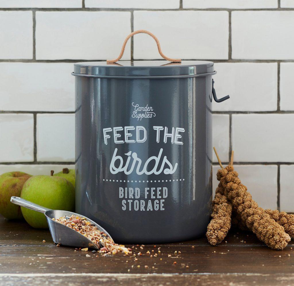 burgon and ball feed the birds bird food tin