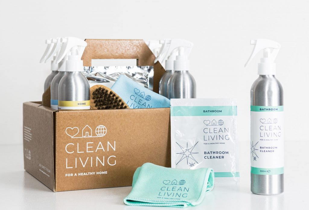 clean living complete cleaning kit