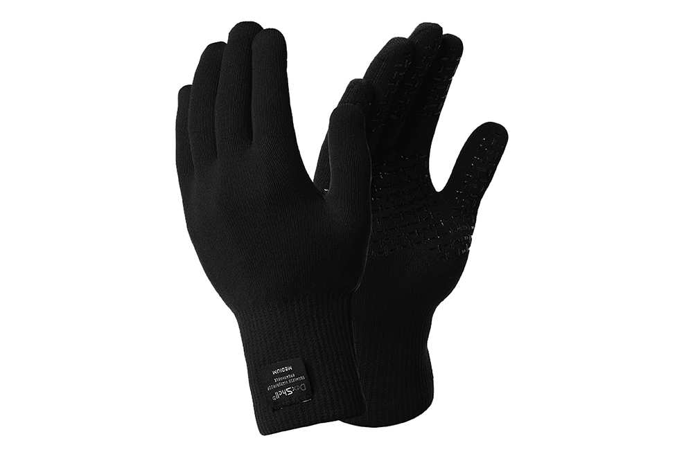 gifts for outdoor explorers - dexshell thermfit waterproof gloves