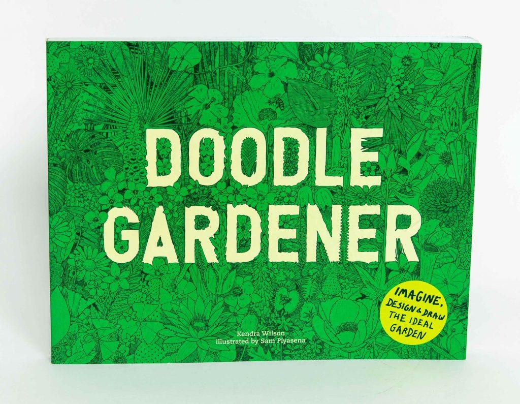 doodle gardener book