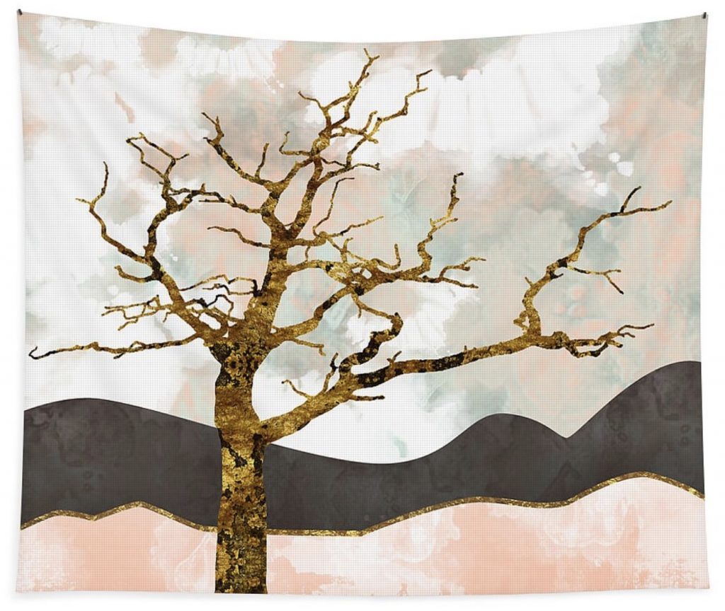 fine art america resolute wall tapestry