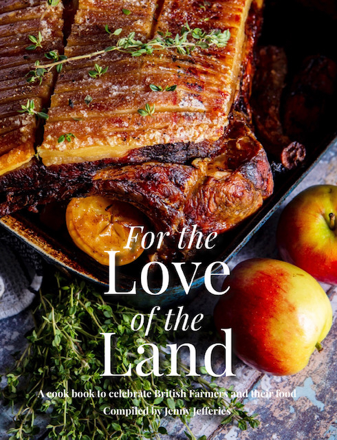 for the love of the land cook book