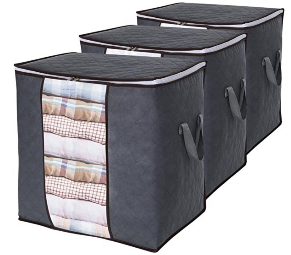 lifewit home essentials - clothes storage bags