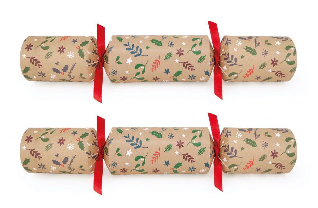love tiki plastic free christmas crackers