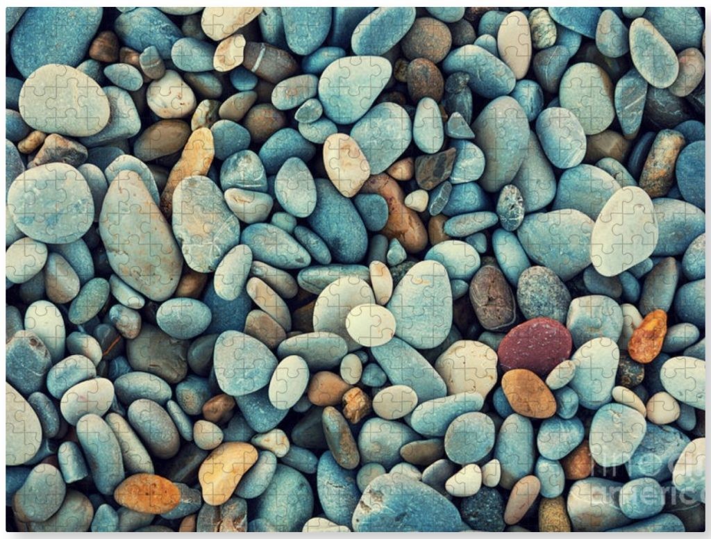 pebbles jigsaw puzzles