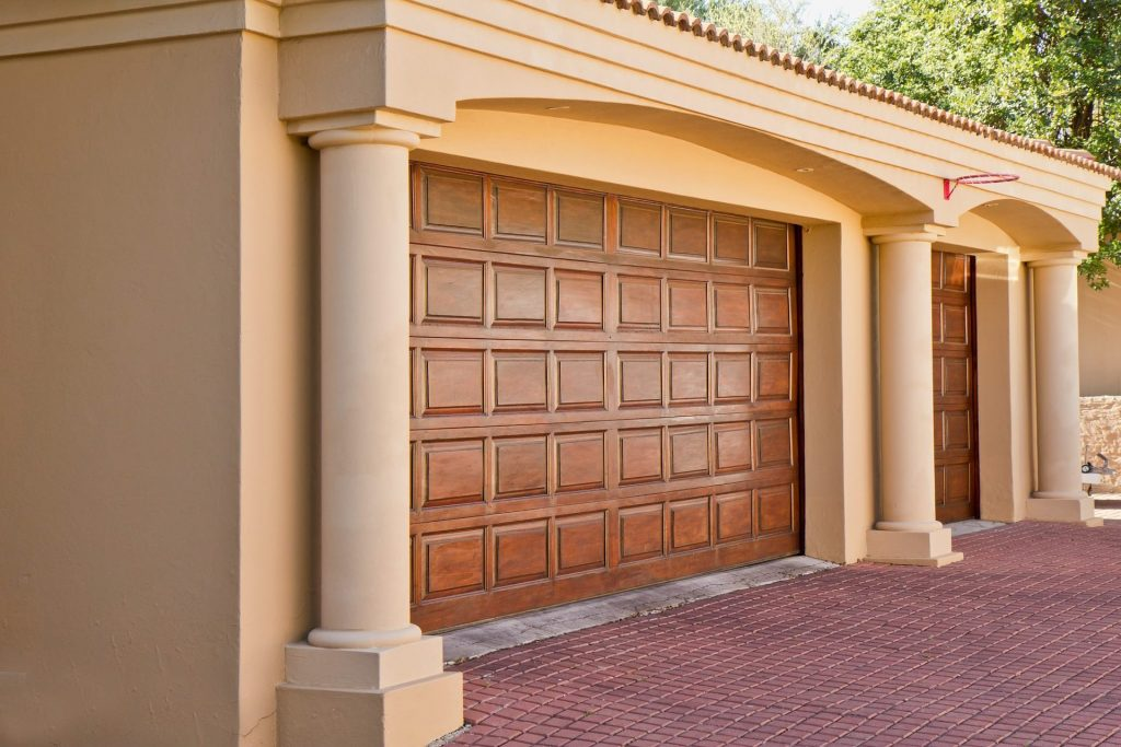 electric garage doors
