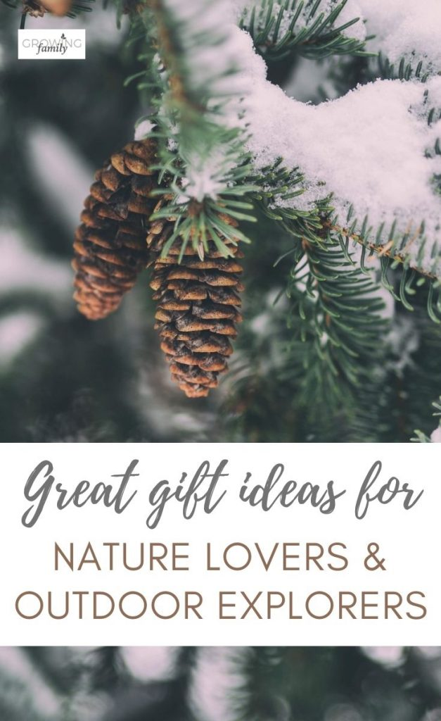 Looking for gifts for outdoor explorers and nature lovers? This gift guide has lots of inspiring ideas to suit all budgets.