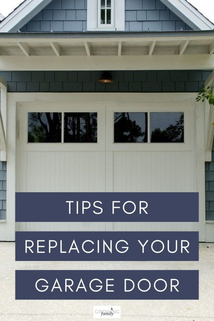 Need to replace your garage door? These tips will make the process as simple as possible and help you get it right first time.