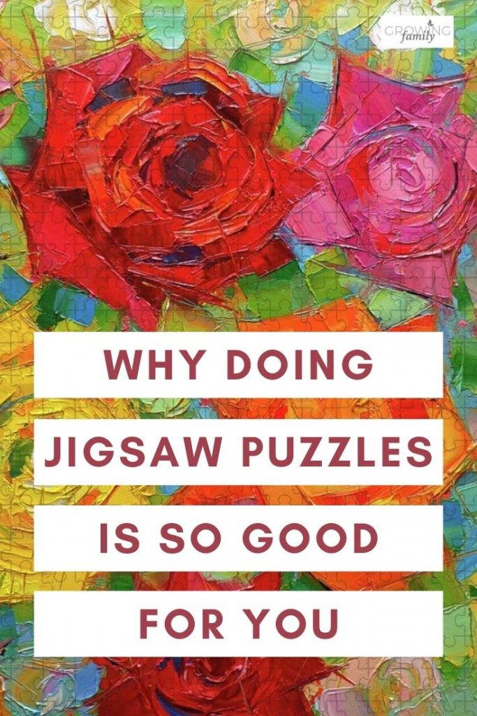 There are lots of very positive benefits of doing jigsaw puzzles - we take a look at why you should give this hobby a go.