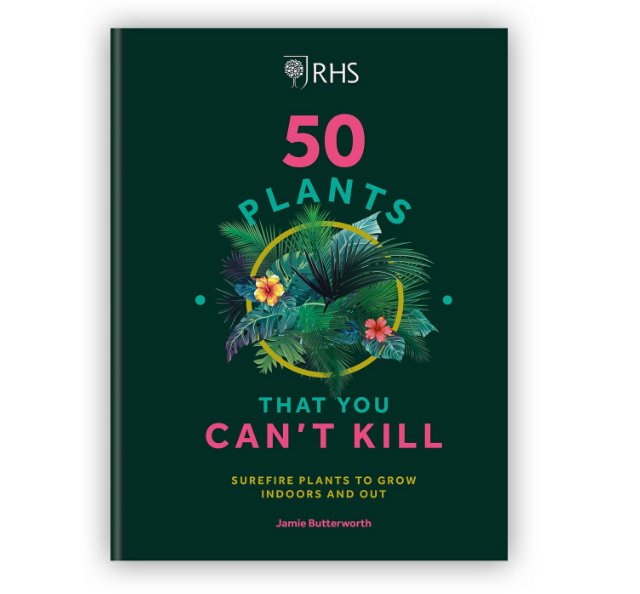 rhs 50 plants that you can't kill book