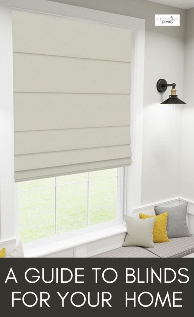Confused about blinds? This quick guide to the different types of blinds available will help you find the best blinds for your home.