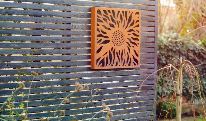 Review & giveaway: Narla outdoor artwork