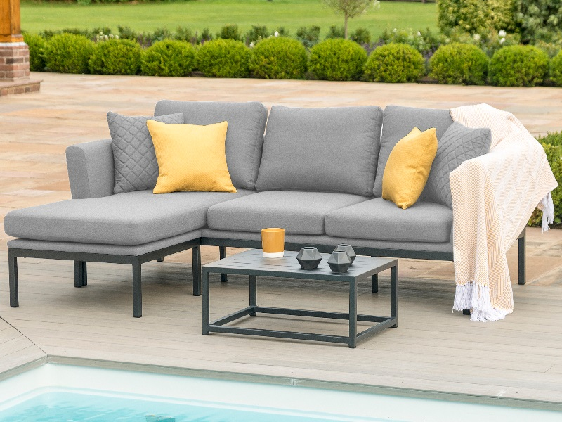 pulse chaise outdoor sofa set
