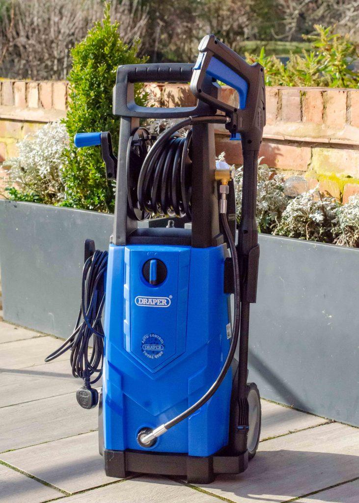 draper pressure washer 98677 230V