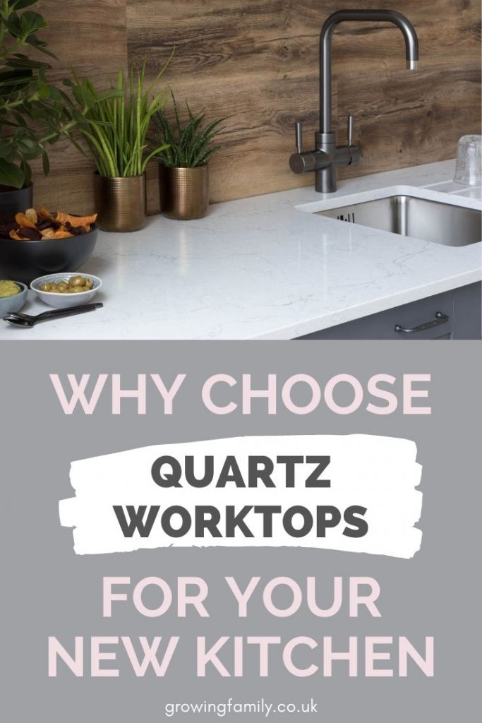 Planning on updating your kitchen?  We discuss why quartz worktops are a great option, covering their key benefits and features.