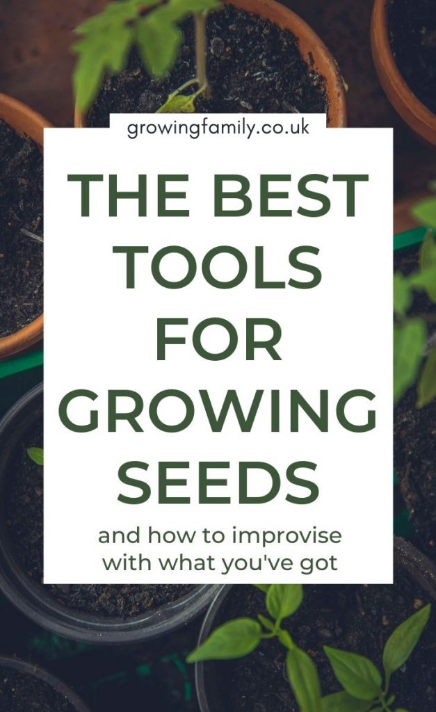 Growing plants from seed? Check out the best tools for planting seeds, and budget-friendly ways to improvise with what you've already got.