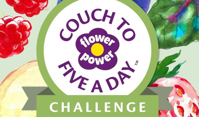 Win a Couch to Five a Day grow your own kit from Richard Jackson Garden