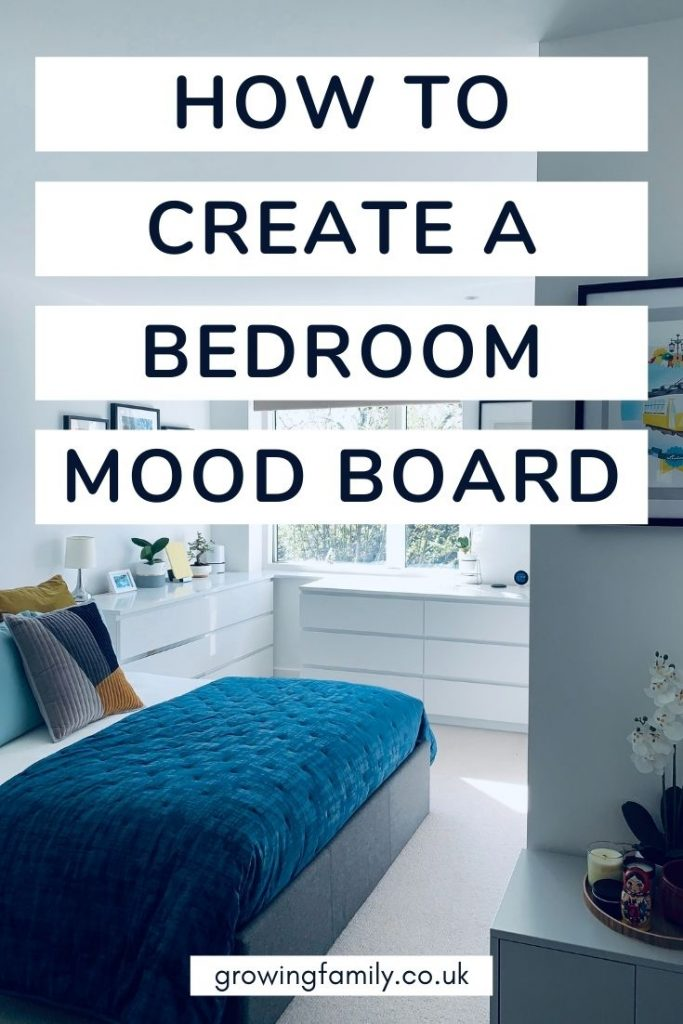 Need a bedroom refresh? Follow these five simple steps to create a bedroom mood board and design the perfect look for your home.