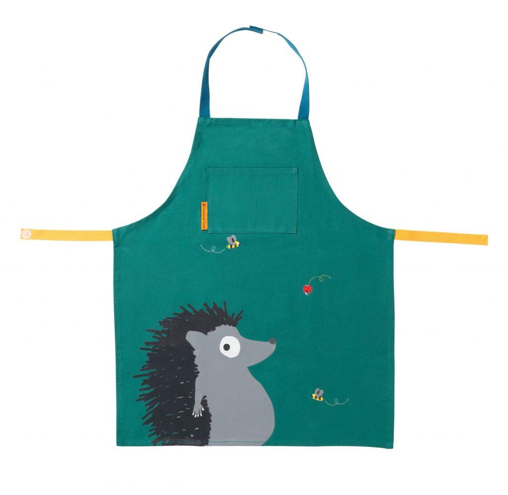 Burgon & Ball National Trust 'Get Me Gardening' children's apron