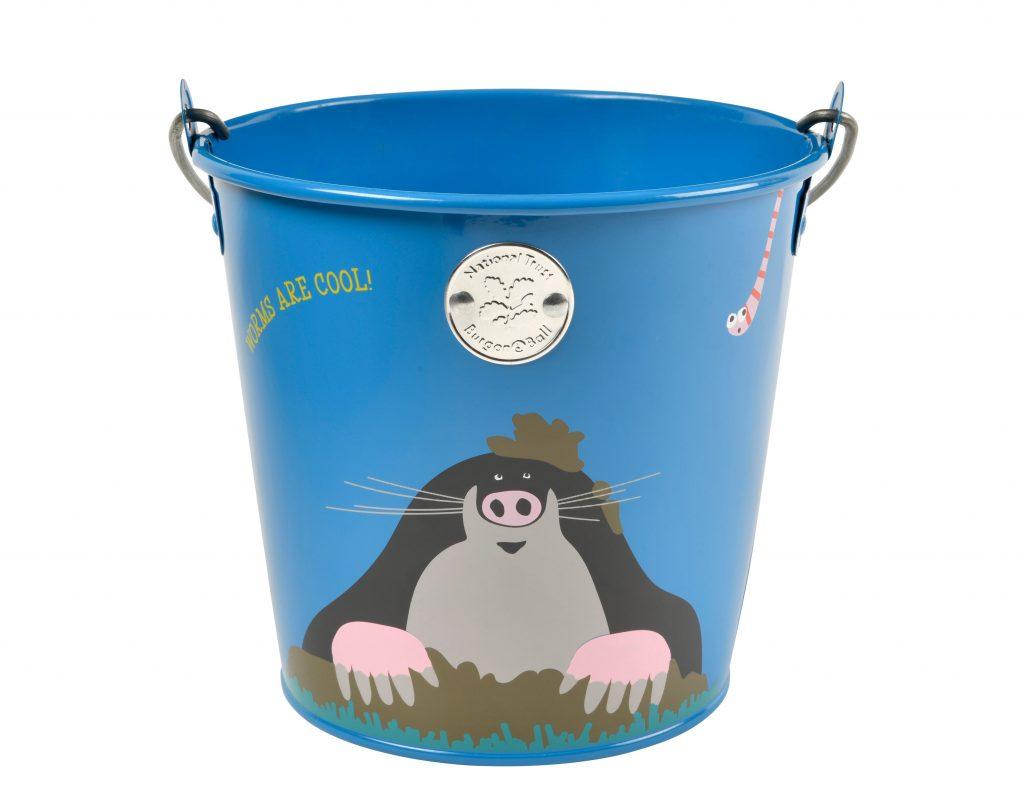 Burgon & Ball National Trust 'Get Me Gardening' children's bucket