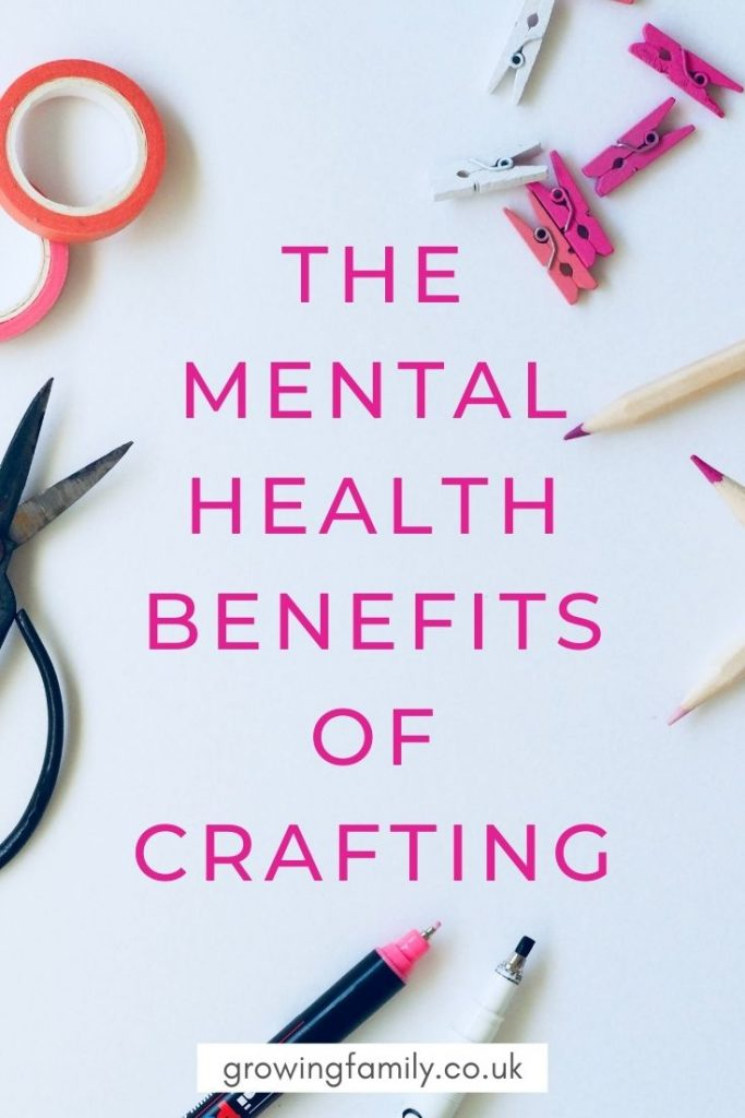 We explore the amazing mental health benefits of crafting that explain why crafting can be so good for us, both physically and mentally.