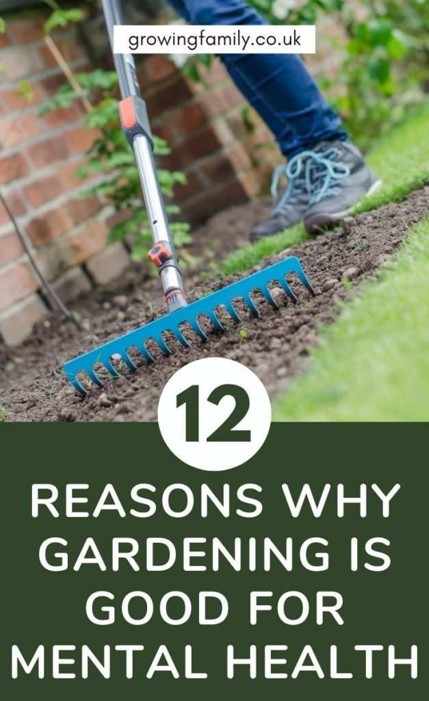 Explore twelve amazing mental health benefits of gardening that explain why gardening is so physically and mentally rewarding.
