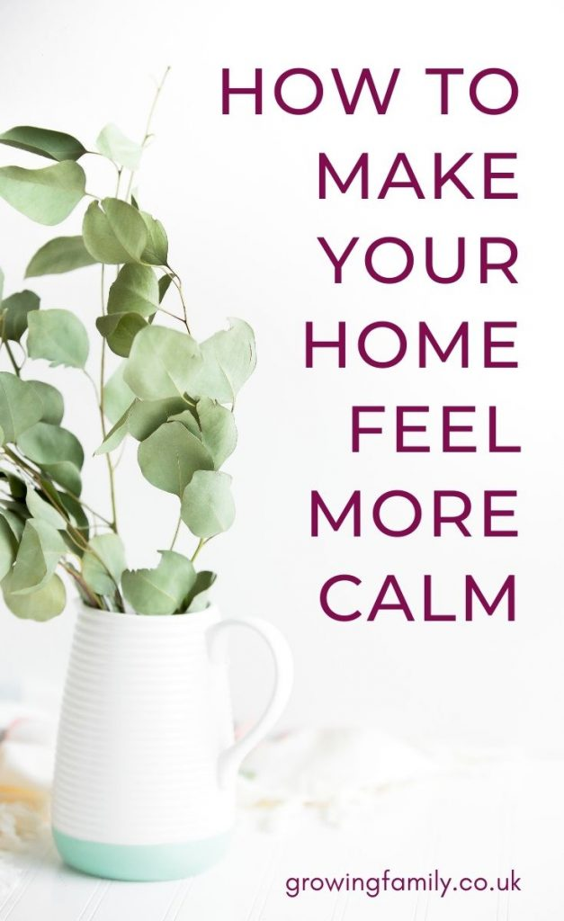 Is your home as calm as you'd like it to be? These easy ways to create a calm home environment will help you turn home into a peaceful haven.