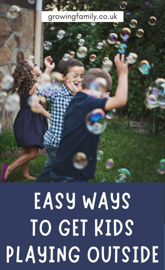 Want to get the kids playing outdoors more? Here are lots of easy ways to encourage kids to play outside, have fun, and stay healthy.