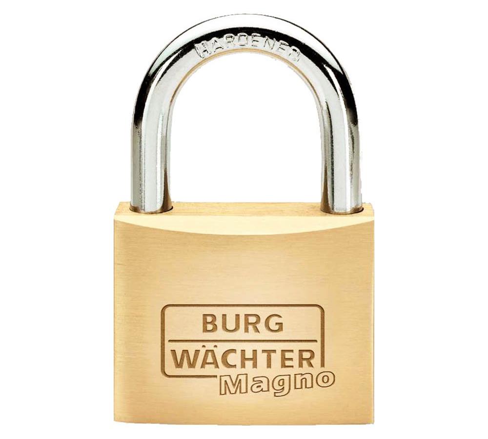 Burg-Wächter Magno padlock