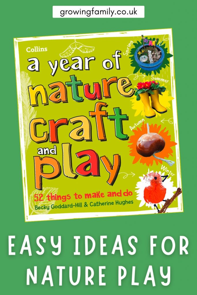 Would you like the kids to play outside and explore nature more? These simple nature crafts and nature play ideas will help you inspire them!