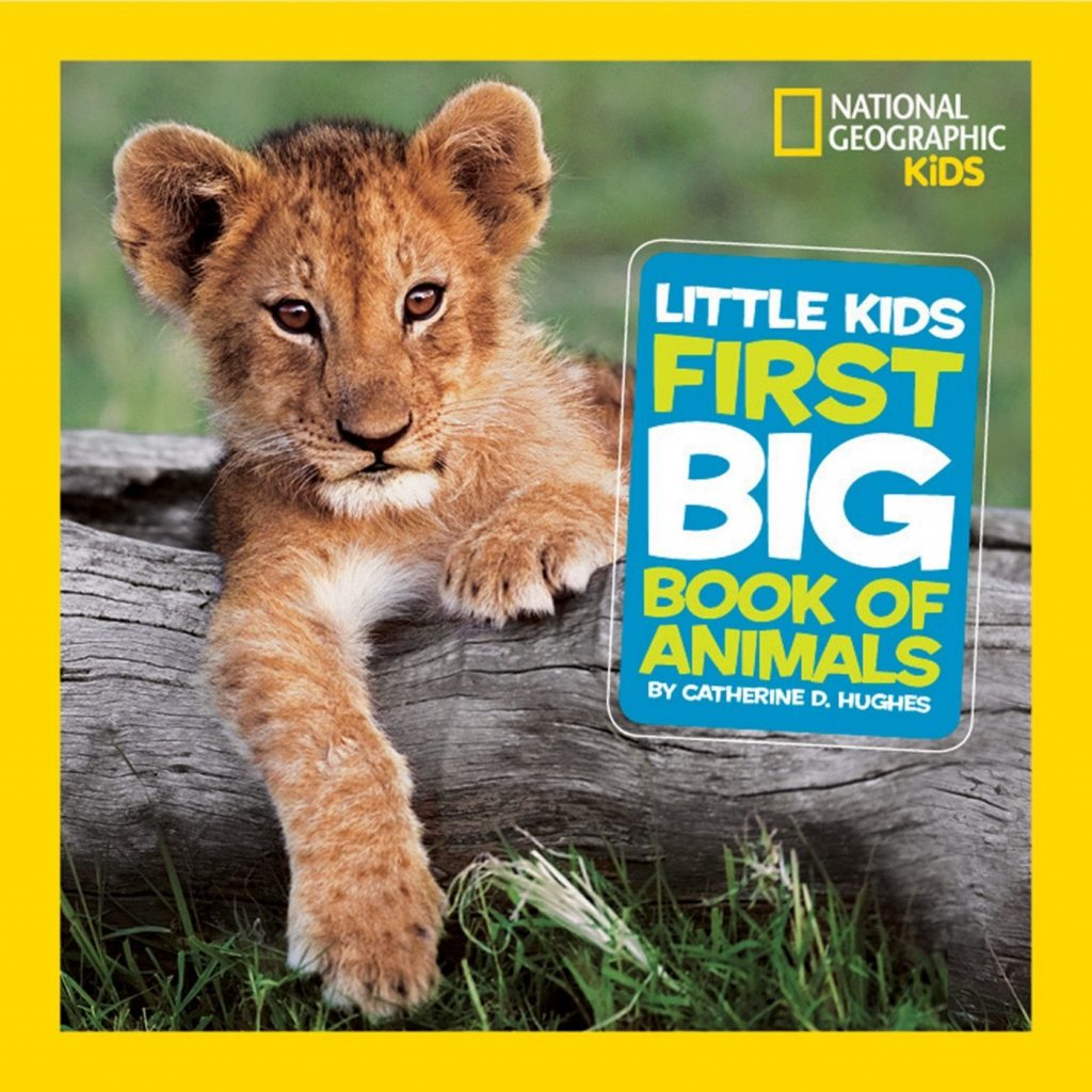 national geographic kids first big book of animals