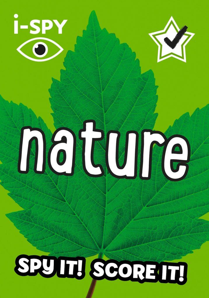 nature books for kids - i-spy nature