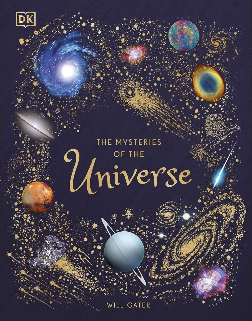 nature books for kids - the mysteries of the universe