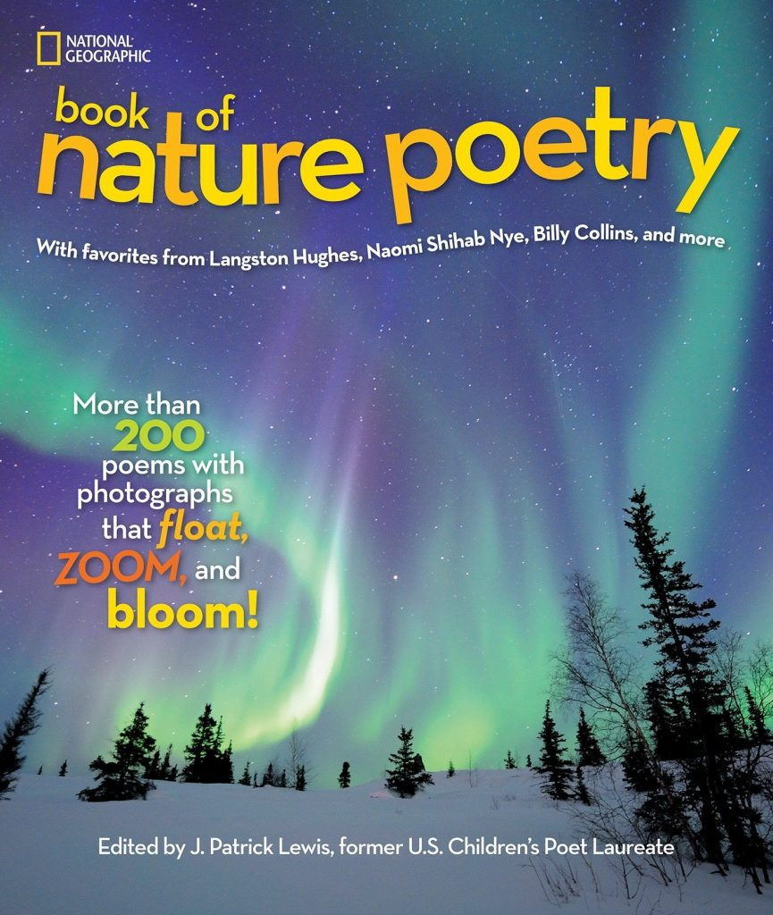 nature books for kids - national geographic book of nature poerty