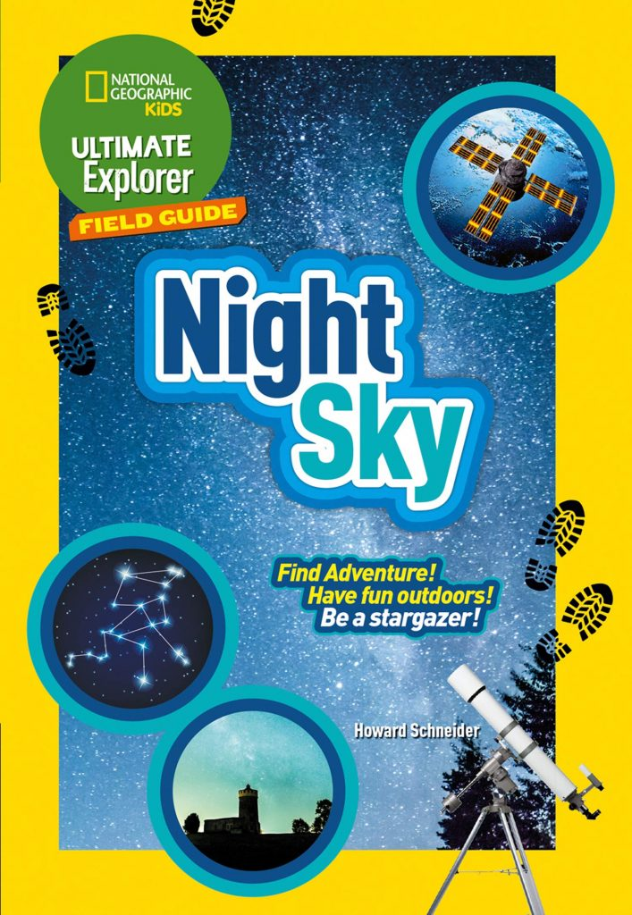 national geographic kids field guide night sky