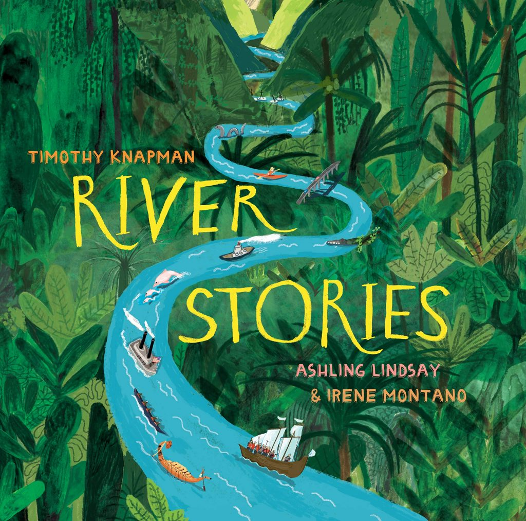 nature books for kids - river stories