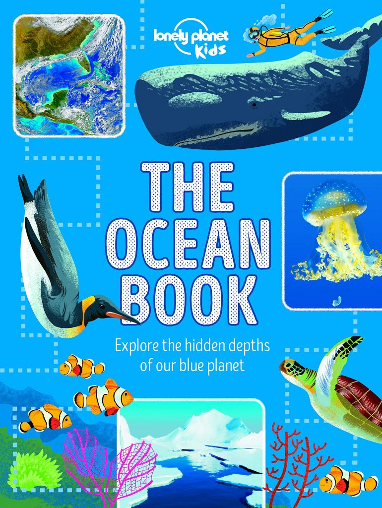lonely planet kids the ocean book