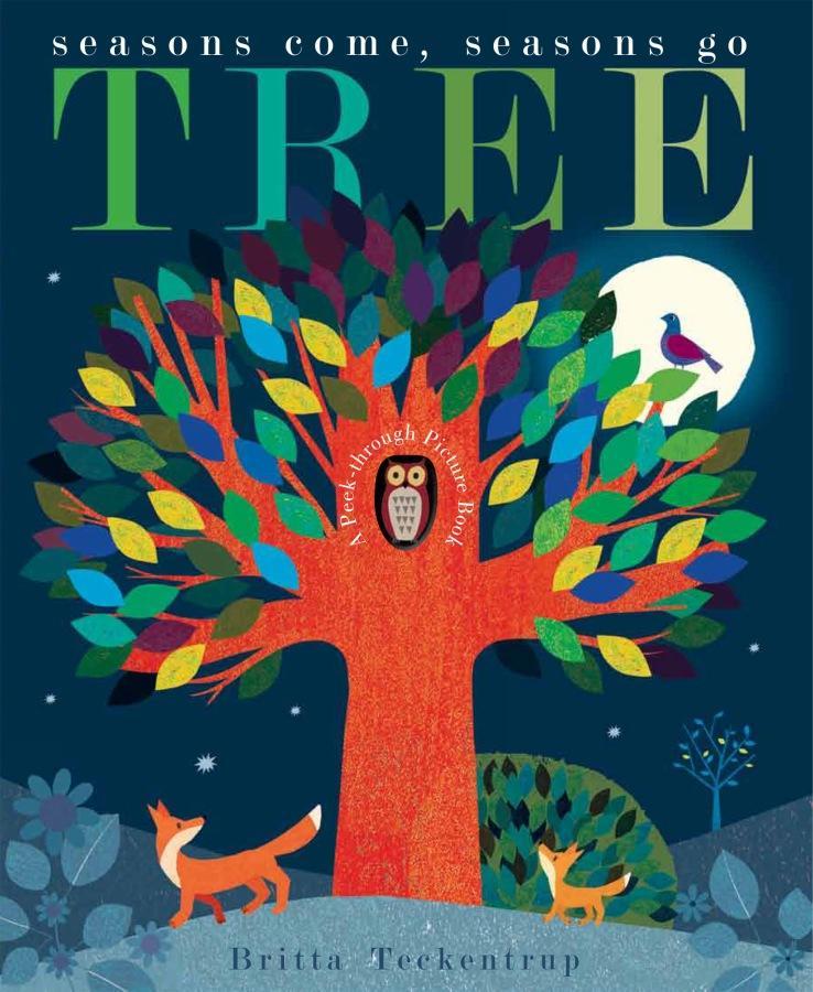 nature books for kids - tree seasons come seasons go