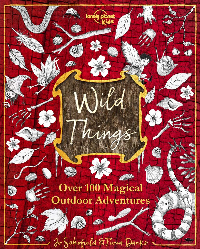 nature books for kids - wild things